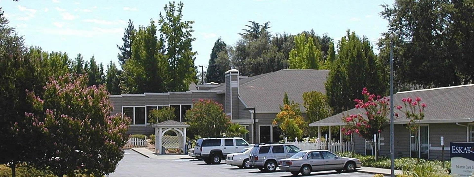 Eskaton Care Center Fair Oaks entrance