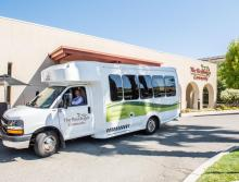 The Reutlinger Community bus