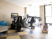 The Reutlinger Community gym