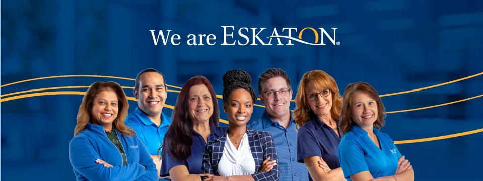 We are ESKATON banner with seven employees