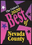 The Union's 2020 Best of Nevada County logo