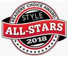 Style Magazine Best Senior Living Center All-Stars award