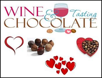 Wine and chocolate tasting fundraiser for the Boys and Girls Club EDC