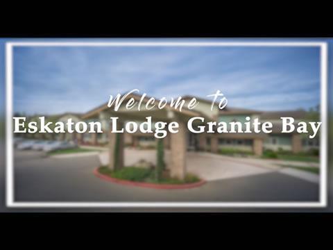 Eskaton Lodge Granite Bay