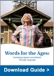 Download Words of the Ages: Combating Ageism and Ableism  Through Language