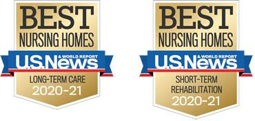 Best Nursing Homes 2020-21 - Long-term Care and Short-term Care