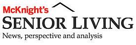 Mcknight's Senior Living - News perspective and analysis logo