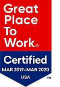 March 2019 - March 2020 Sacramento Business Journal Best Place To Work logo