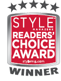 """Best Senior Care"" by readers of Style Magazine award"